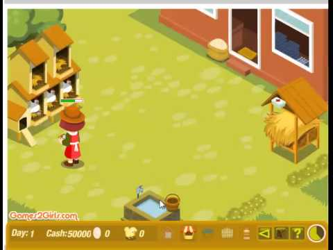 เกมส์ฟาร์มไก่