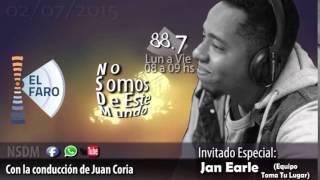 NSDM || Especial invitado Jan Earle