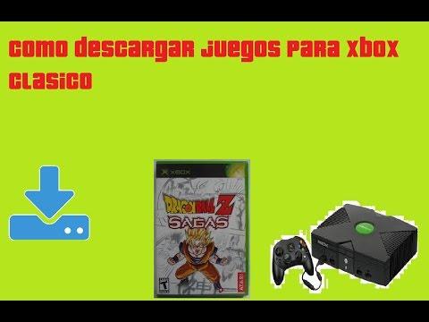 Como Descargar Juegos Para Xbox Clasico