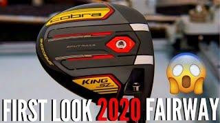 FIRST LOOK COBRA SPEEDZONE FAIRWAY 2020