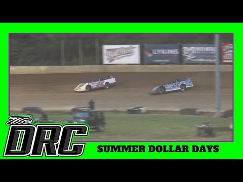 Florence Speedway | 6/16/18 | Late Model Feature | Summer Dollar Days