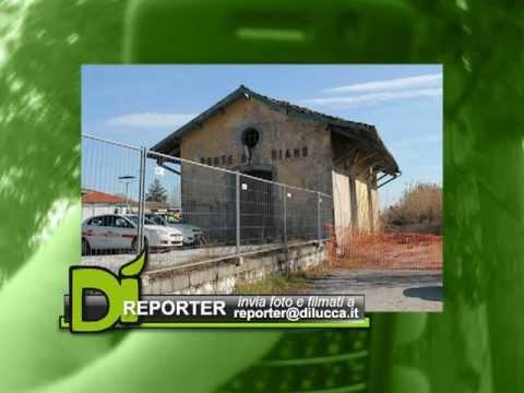 Dì Reporter - Stazione FS Ponte a Moriano - 29 febbraio 2012