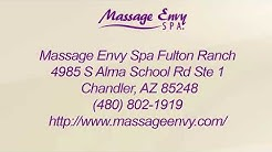 Massage Envy Spa Fulton Ranch - Reviews - Spa Chandler Arizona