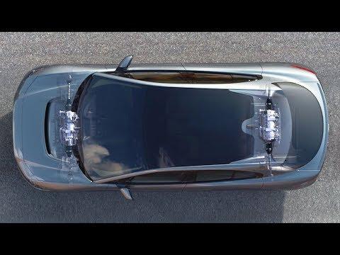 Jaguar I-PACE   Front and Rear Motors