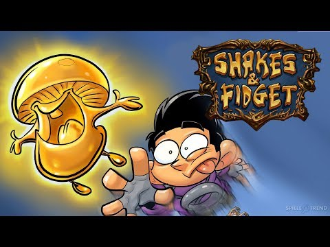 SFGame: Speedserver startet, Geburtstags-Event, Gewinnspiel | Let's Play Shakes & Fidget
