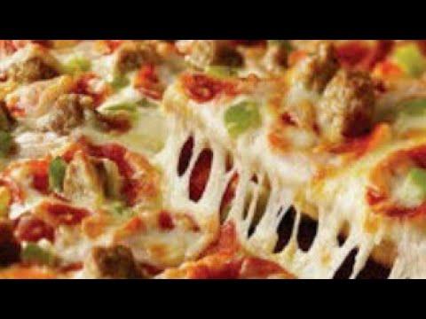 صورة  طريقة عمل البيتزا طريقة عمل البيتزا على اصولها سر خطير للبيتزا طريقة عمل البيتزا من يوتيوب