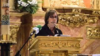 Pregón en honor de Santa Catalina de Alejandría - Conil de la Frontera 2014.