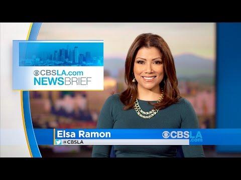 CBSLA.com Late-Afternoon Newsbrief (Jan. 22)