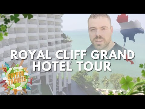 Royal Cliff Grand Hotel Tour ~ Pattaya, Thailand
