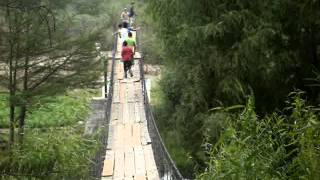 rodeo durango puente colgante