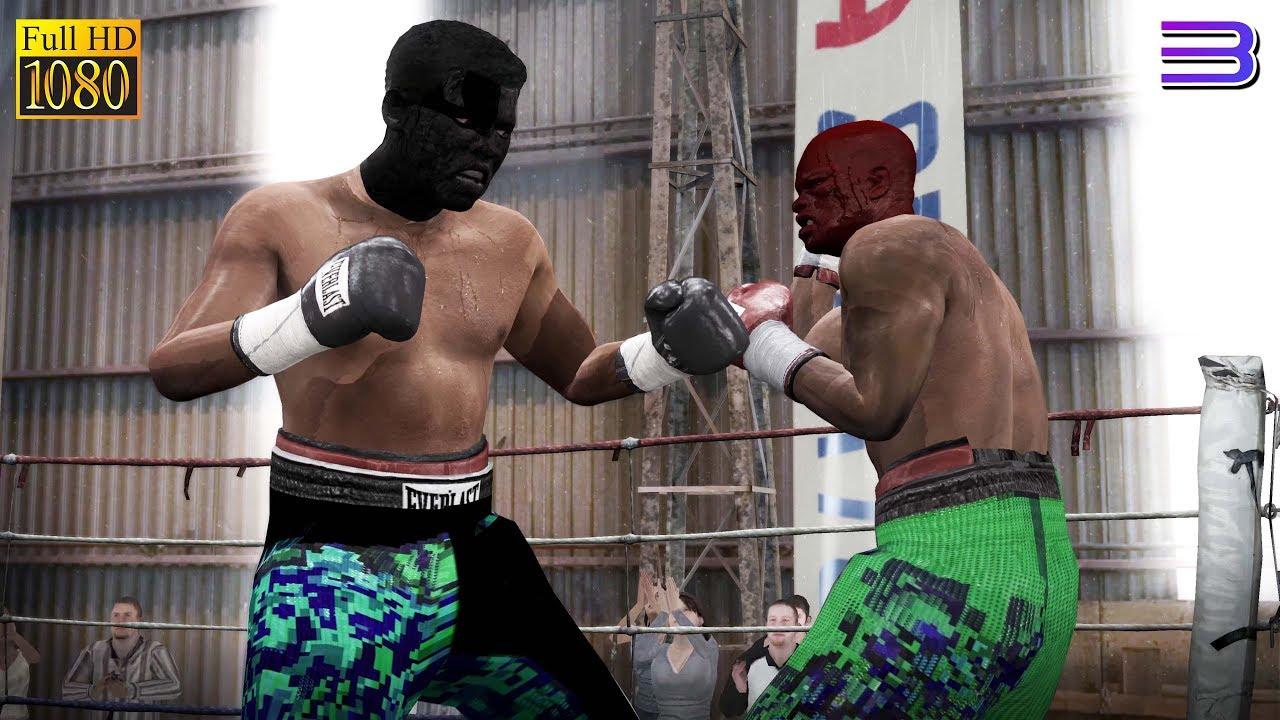 RPCS3 PS3 Emulator - Fight Night Round 3 Ingame / Gameplay