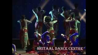 INDIAN BALLET BY HRITAAL DANCE CENTRE, KOLKATA,INDIA