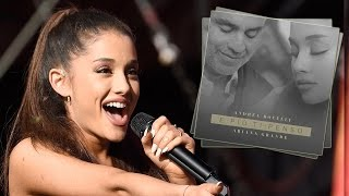 Ariana Grande Sings Opera Duet With Andrea Bocelli