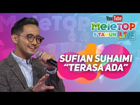 Sufian Suhaimi nyanyi khas untuk Elfira Loy | Ulangtahun MeleTOP Ke-5