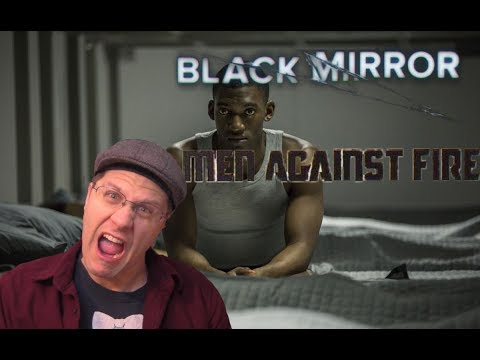 Black Mirror Review - Men Against Fire (SPOILERS!)