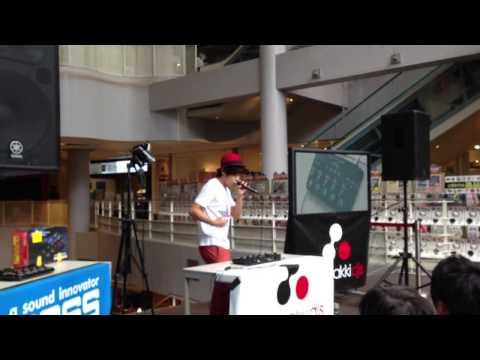 Daichi BeatBoxer WorkShop Aug/2013大地ビートボクサーワークショップ