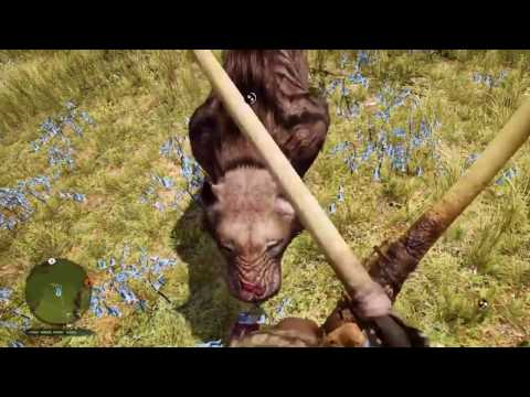 Far Cry Primal 15 - Domando o Grande Urso Cicatriz #DCDetonado