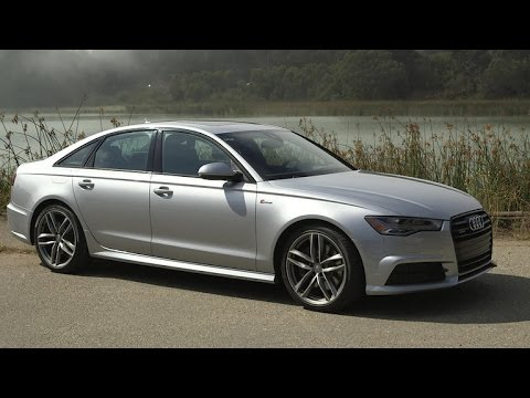 Car Tech - New tech keeps the 2016 Audi A6 fresh