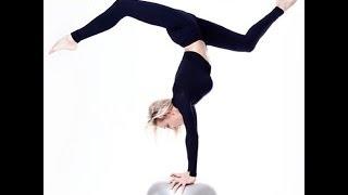 Оксана (Николаева) Яшанькина - Спортивная гимнастика