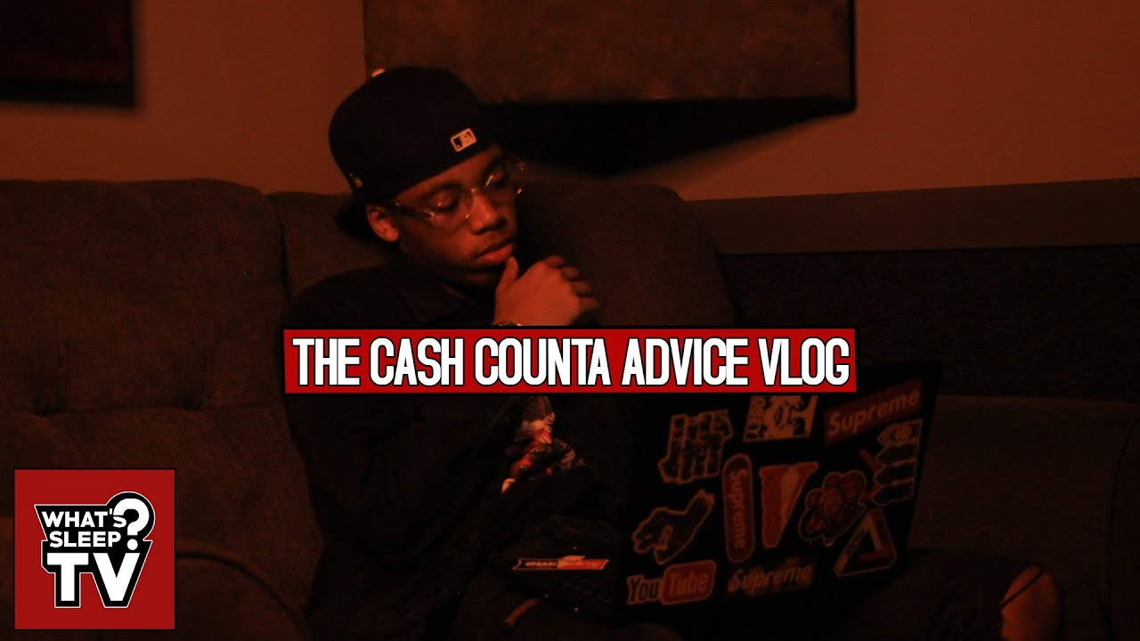 "Cash Counta ""Work With Anybody Willing To Put You On Their Platform, You Don't Know Who's Watching!"""