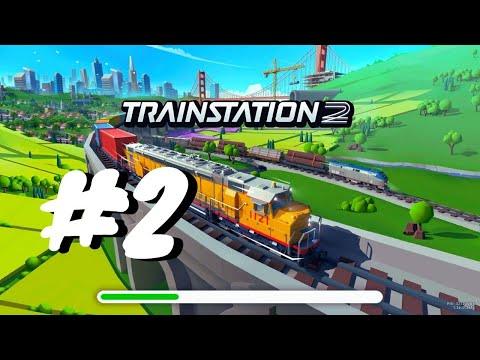 Unlock New Trains -  TrainStation 2 :Railroad Tycoon |