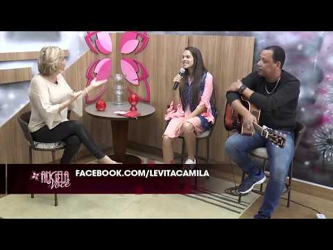 Camila Becker - programa Angela e Você thumbnail