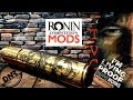 DNR RONIN Competition Mod and RDA On TVC