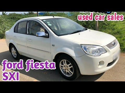Ford Fiesta SXI used car sales in chennai | jithracing