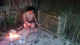 Primitive Life-Trap and Bird Enclosures!!!