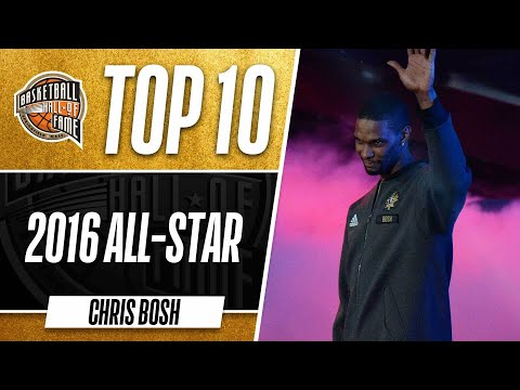 2016 All-Star Top 10: Chris Bosh
