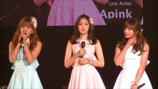 Apink日本女子博覧会登場!