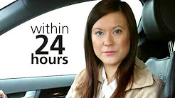 Aviva car insurance - Courtesy car option made simple