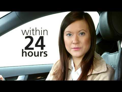 Aviva car insurance - Courtesy car option made simple