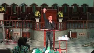 Culto de ação de graças  25/11/2020 - IPB Tingui