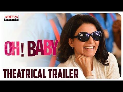 Oh Baby Theatrical Trailer || Samantha Akkineni, Naga Shaurya || Mickey J Meyer