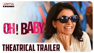 Oh Baby Theatrical Trailer || Samantha Akkineni, Naga Shourya || Mickey J Meyer