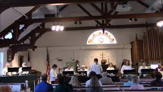 Nauset Ringers playing Ocean 2019-11-17