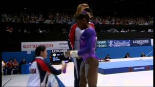 Gymnastics  World Championships 2013 Uneven Bars Event Finals
