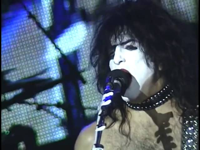 KISS Live In Irvine 6/15/1996 Alive/Worldwide Tour