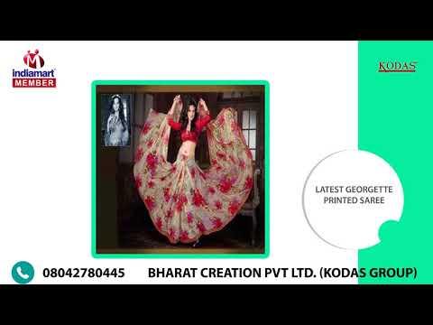 Fancy And Designer Saree by Bharat Creation Pvt Ltd. (Kodas Group), Surat