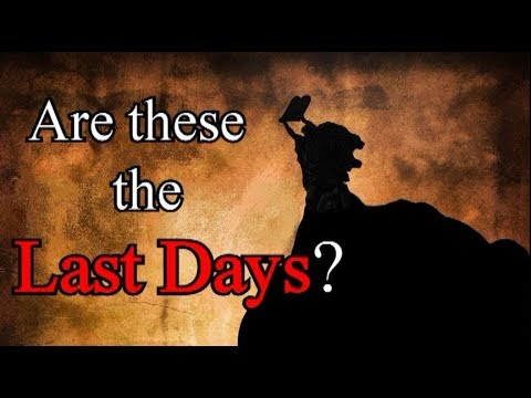 Are These the Last Days? - Ray Stedman Sermon