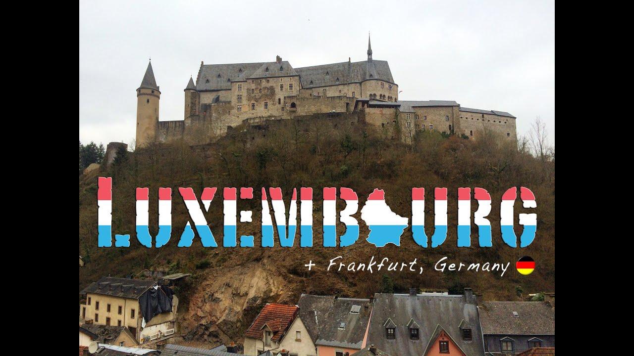 Luxemburg Frankfurt