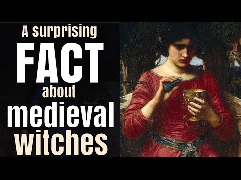 A surprising FACT about medieval witches
