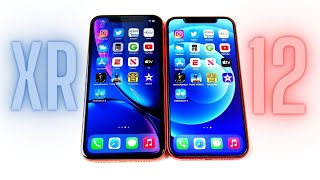 iPhone XR vs iPhone 12 Speed Test!
