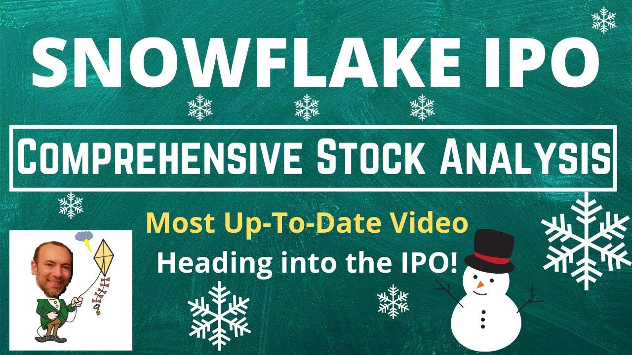 Snowflake software IPO sets record