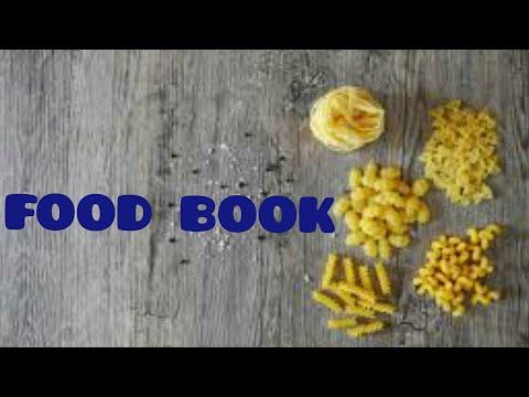 FOOD BOOK  Фуд бук Что мы едим?! Салаты, рулет из лаваша, котлеты!