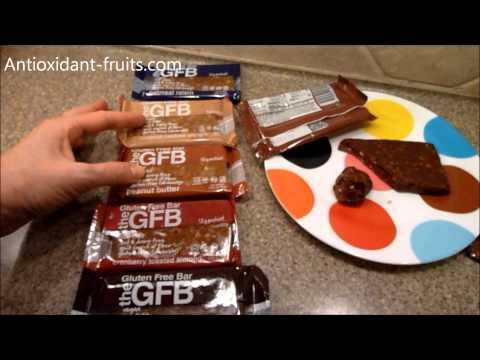 the-gluten-free-bar-gfb-chocolate-peanut-butter-protein-bar-review---antioxidant-fruits