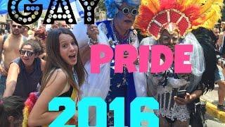 ולוג מצעד הגאווה 2016!!