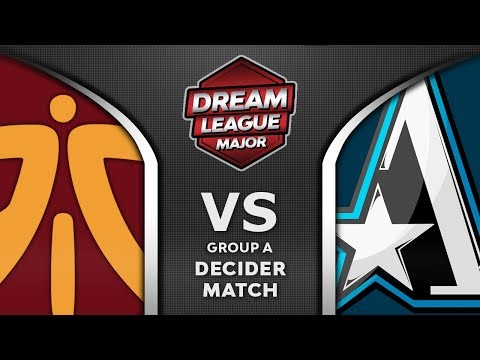 Fnatic vs Aster Decider Leipzig Major 2020 DreamLeague 13 Highlights Dota 2