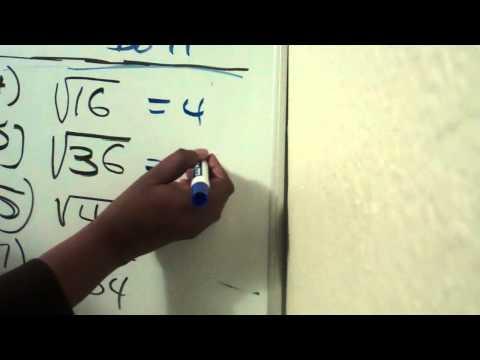 """Dr. Botan's Math: Pre-algebra  """" Roots""""  in Somali"""